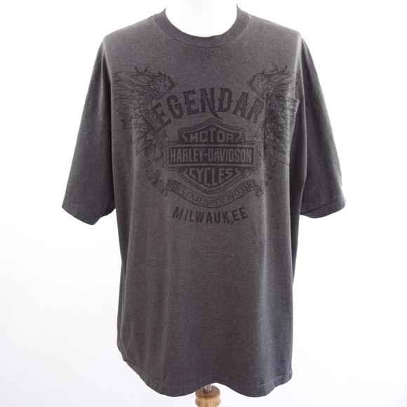 Knoxville Harley Davidson >> Harley Davidson Graphic Black T Shirt Knoxville